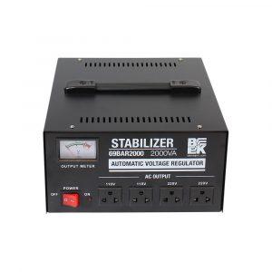 2000VA Automatic Voltage Stabilizer