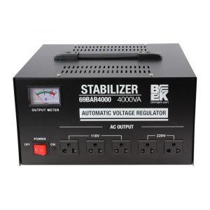4000VA Automatic Voltage Stabilizer