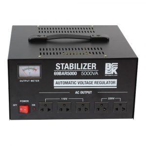 5000VA Automatic Voltage Stabilizer