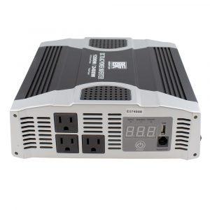DC to AC Power Inverter 2400W Peak / 1200W Continuous