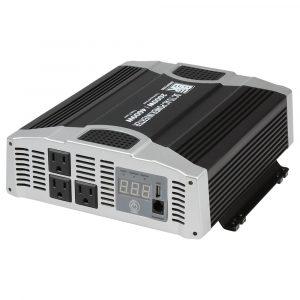 DC to AC Power Inverter 4000W Peak / 2000W Continuous