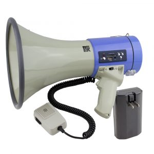 Professional Rechargeable Megaphone