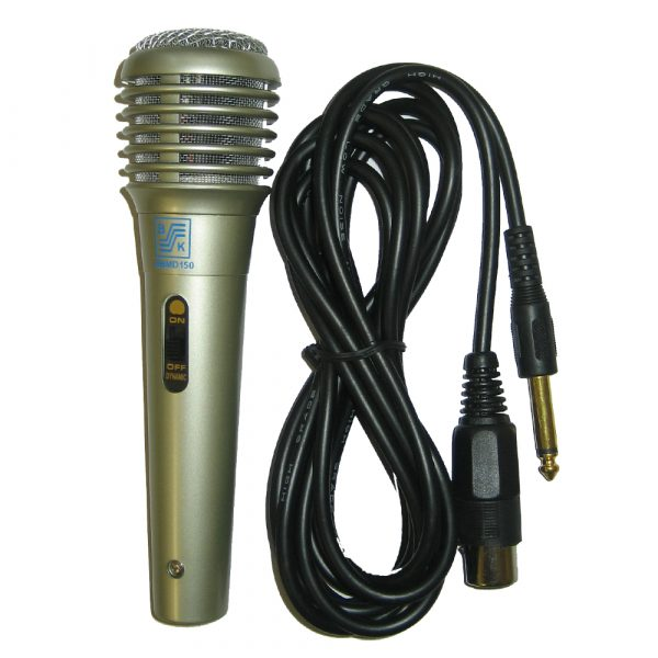 Dynamic Microphone with Cable