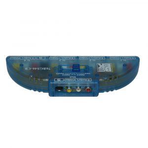 A/V Switch Selector (4 input-1 output system)