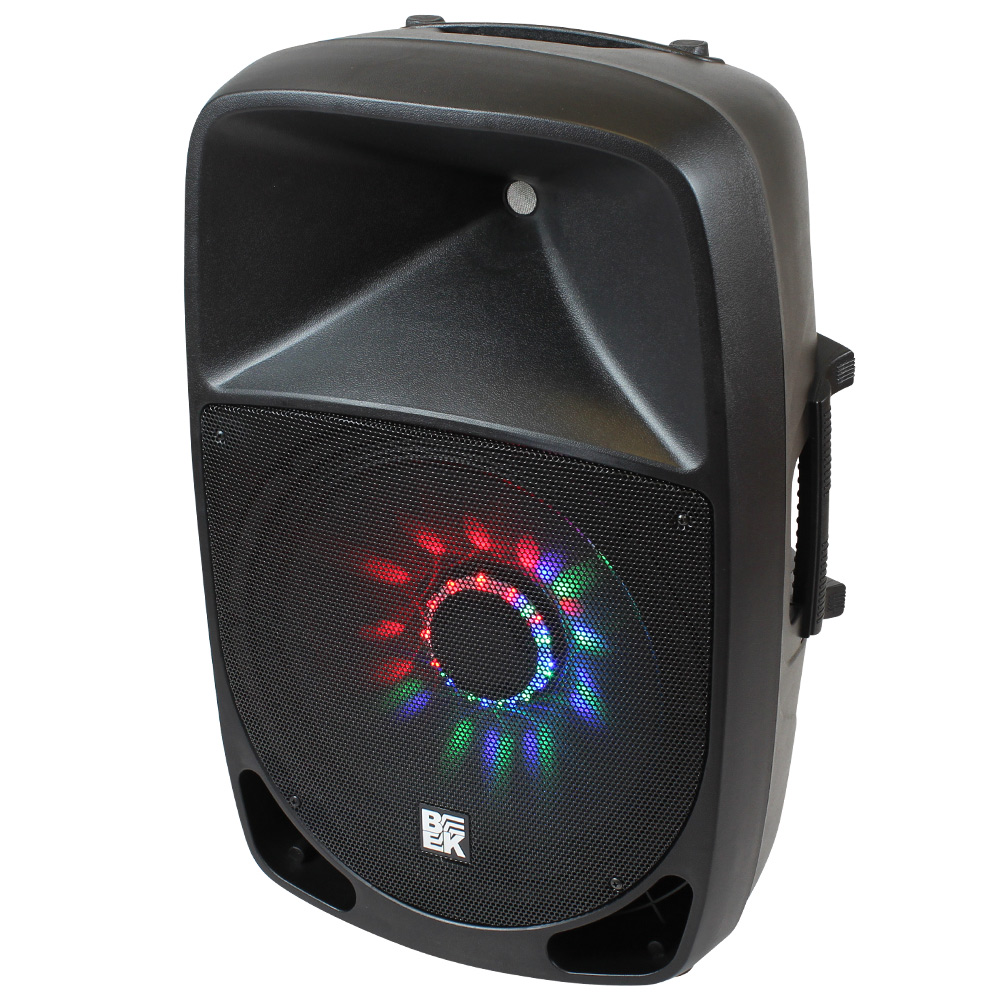 15 800 Watts 2 Way Active Pa Speaker Built In Led Light