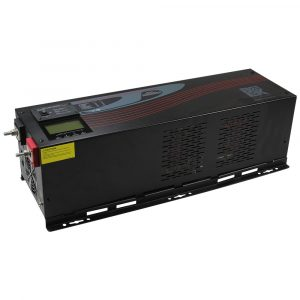Combined Inverter & Charger - 6000W Continuous Power