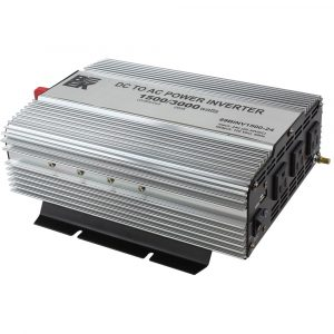 24V DC TO AC POWER INVERTER 3000W PEAK / 1500W CONTINUOUS