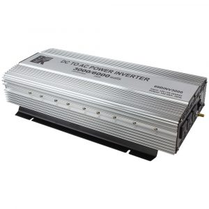 DC to AC Power Inverter 6000W Peak / 3000W Continuous